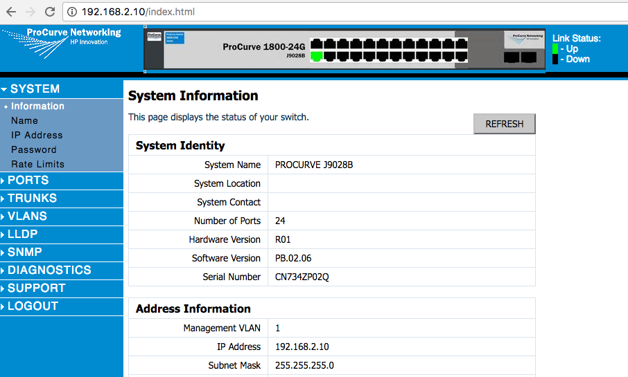 hp_procuve_1800_24g_web_interface